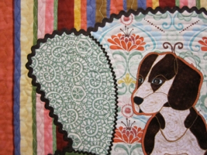 Beagle Chair detail