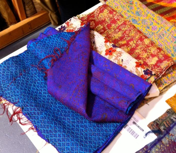 Color Loom - Ghudri Scarves