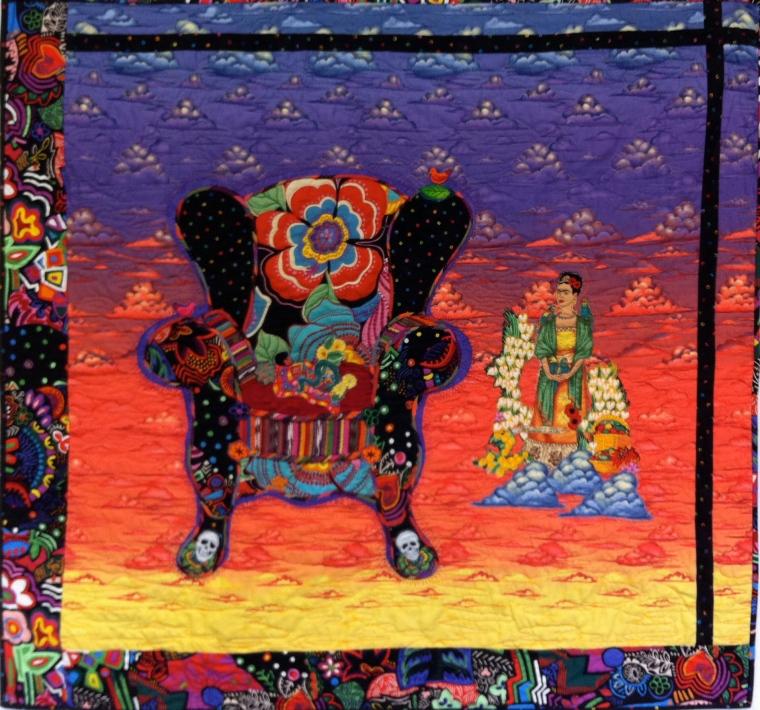 Frida Chair by Margaret Linderman
