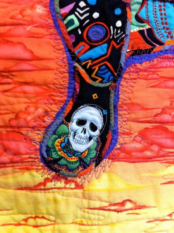 Frida Chair - foot detail