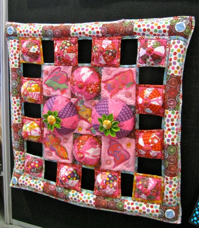 Great Bandana Quilt Challenge Quilt