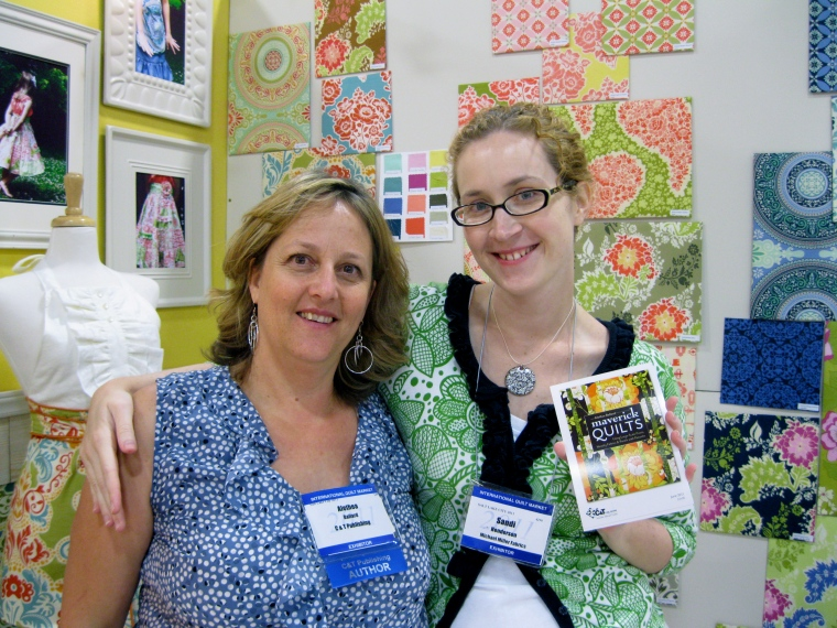Sandi Henderson and Alethea Ballard