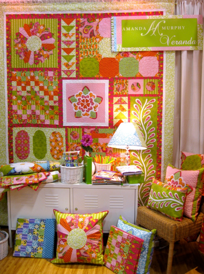 Amanda Murphy's Booth