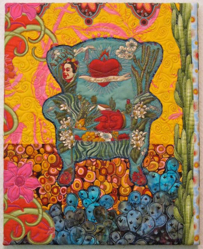 Te Amo Chair by Alethea Gard'ner