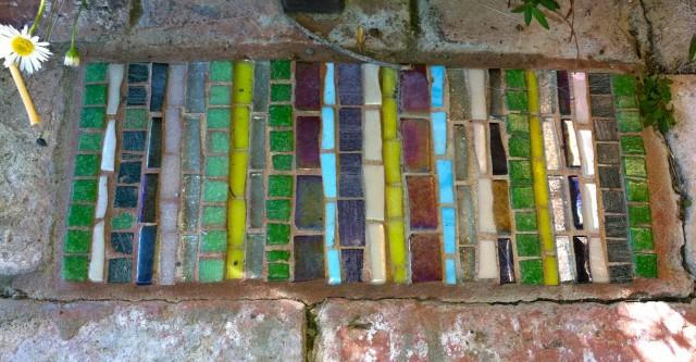 Mosaic brick #2