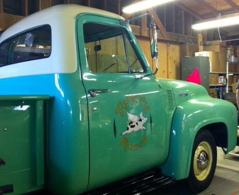 Cool truck!