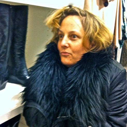 Black Fur is IN!