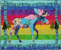 Morely J Moose III - Pattern from BJ Designs