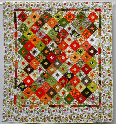 Square Dinkum, by Alethea Ballard; 2009