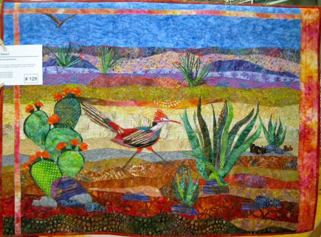 "Life in the Desert, by Hilda Koning-Bastiaan. 40"" x 30"""
