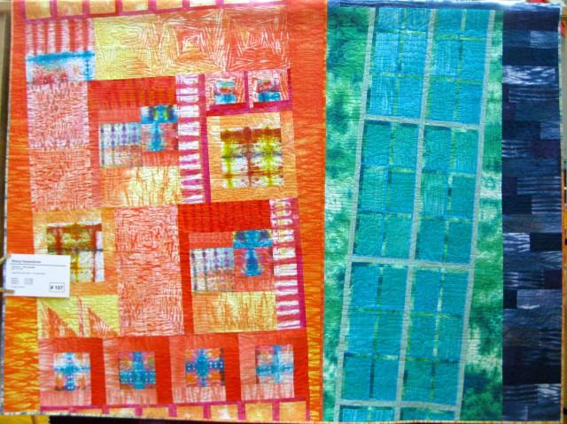 Rising Temperatures, by Ann Grundler