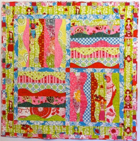 Rivoli Goddesses, by Alethea Ballard; 2011