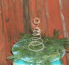 Bed Spring Tree Topper
