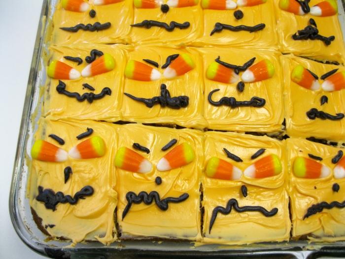 Hilarious Halloween Cake