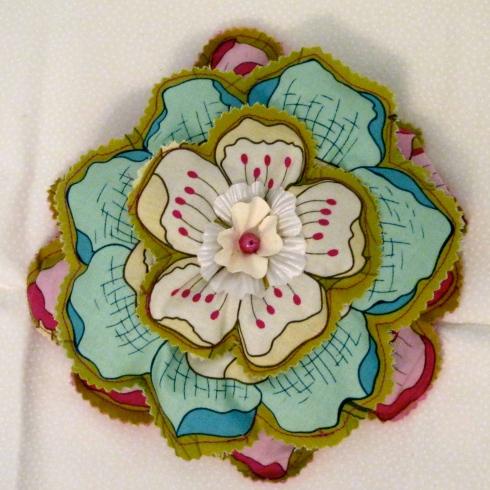 Darling flower sachets