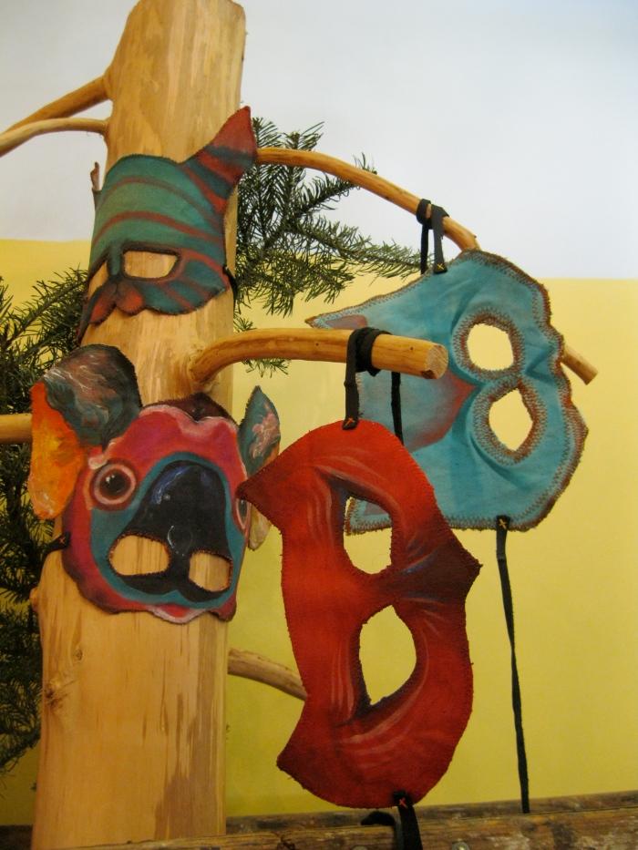Shayna's masks