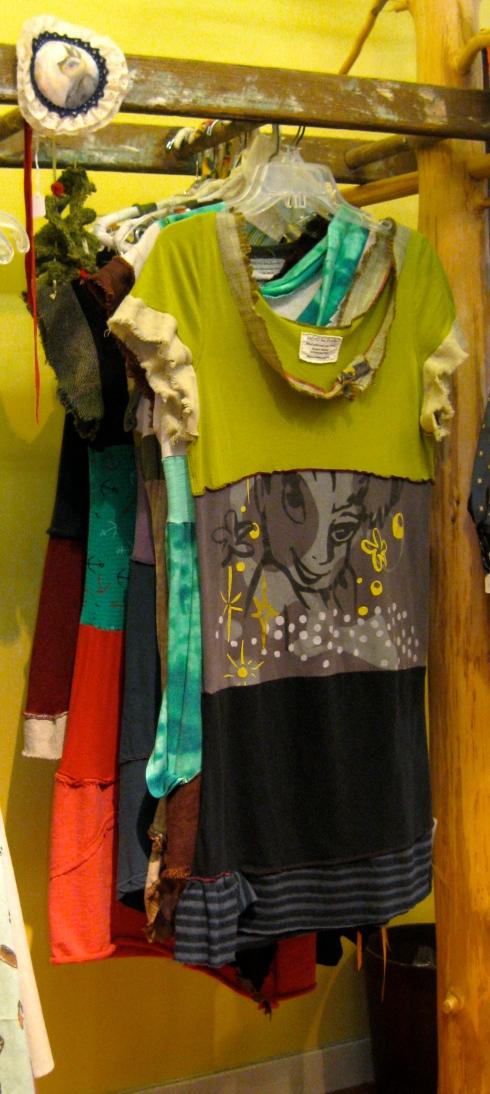 Ghetto Goldilocks dresses