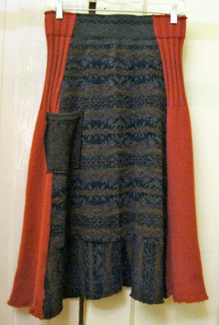 Diane's signature skirt - unbeatable!