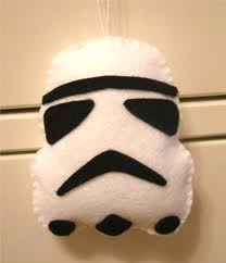 Stormtrooper for my nephew Stanley