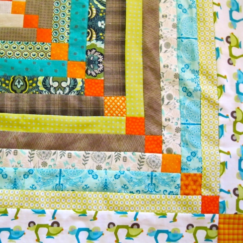 Creating new quilts
