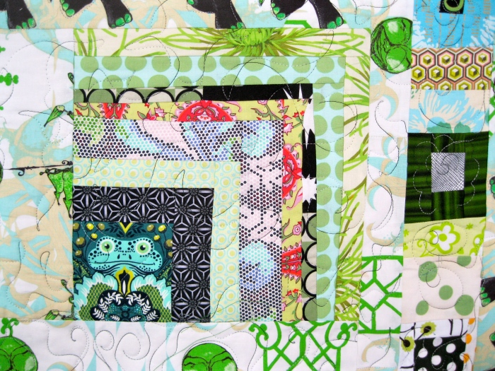 The Elephant quilt
