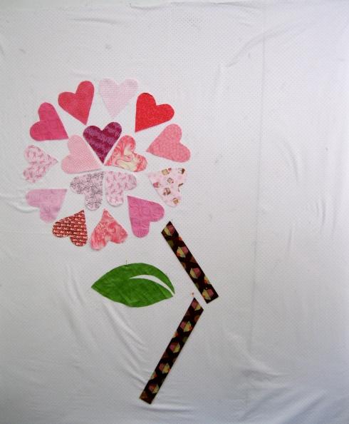 Step 11 - create flowers
