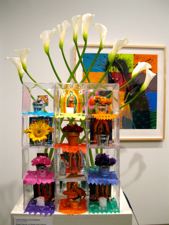 Bouquets to Art show at the De Young Museum
