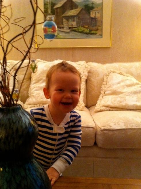 My little nephew