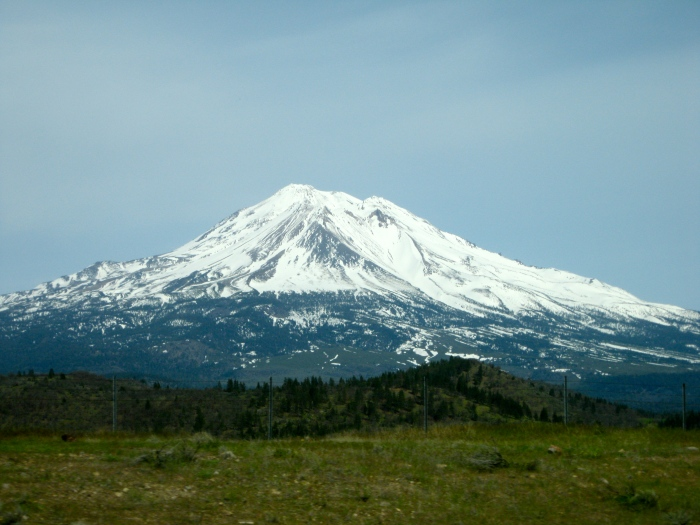 Visiting Mount Shasta
