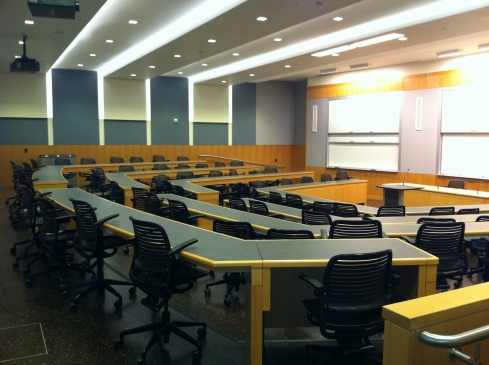 Seeing the work my husband and son completed at the Cal Berkeley Bolt School of Law