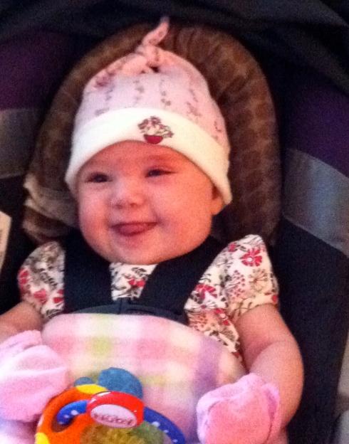 My newest niece!