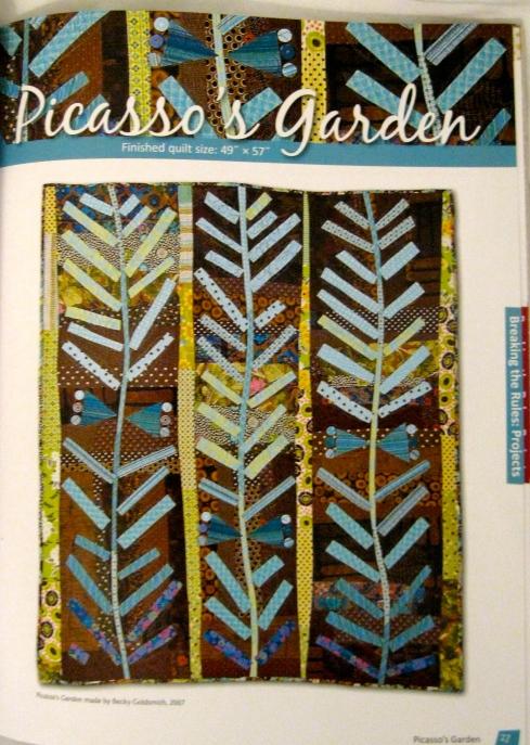 Picasso's Garden
