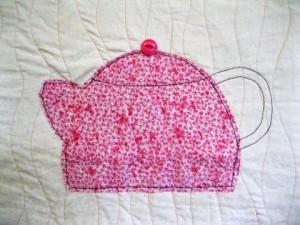 Pink Tea Kettle