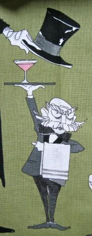 Cobblestone the butler