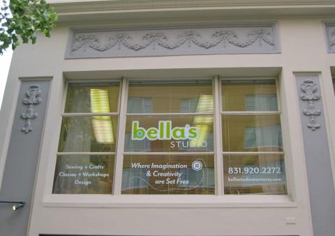 Bella's Studio in Monterey, California