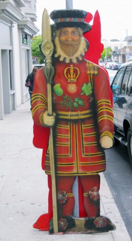 Beefeater of Monterey