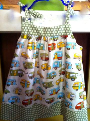 Camper dress