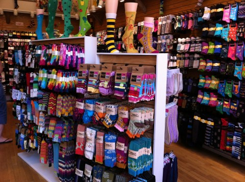 Socks and more socks!