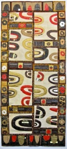 Peet's Quilt, by Alethea Ballard. 2012
