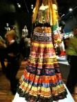 Folklorico skirt