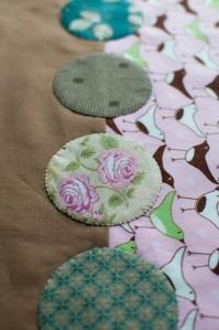Lynn Harris' block - detail