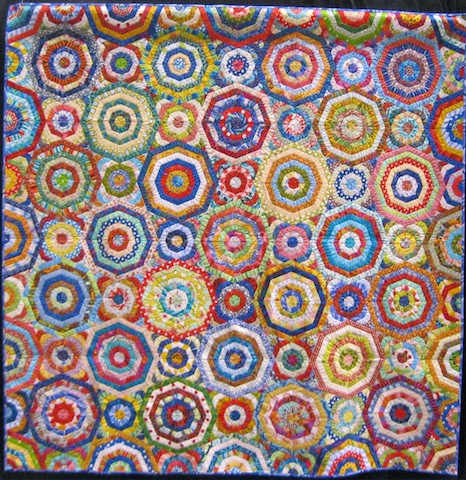 Millefiori, by Chris Kenna