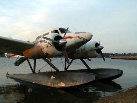 My trusty plane