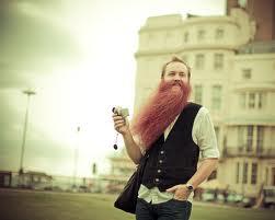Jack Passion - world's best beard winner!