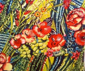 Alexander Henry fabric - amazona