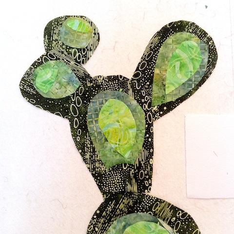 Nopal Cacti - view 2