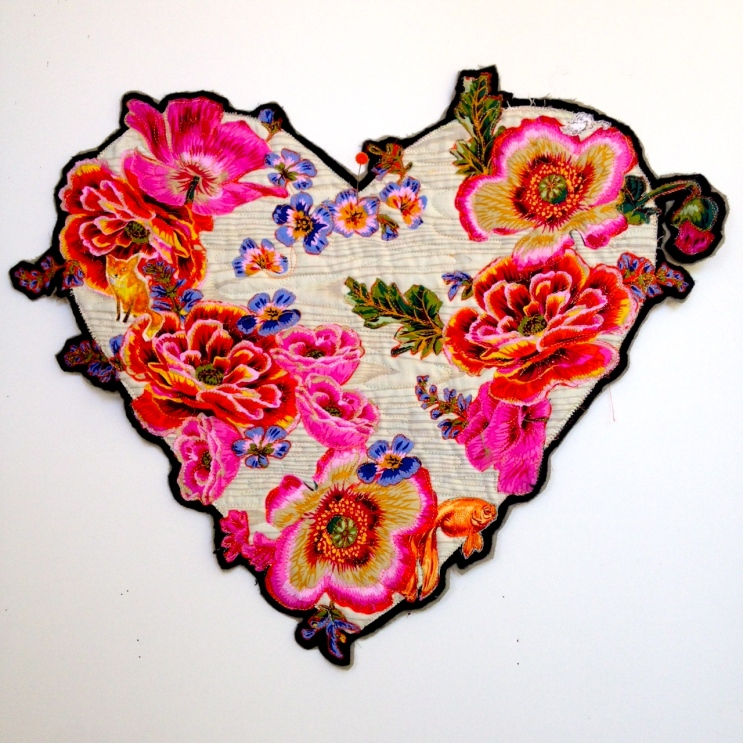 Poppy Wreath, by Alethea Ballard, 2017